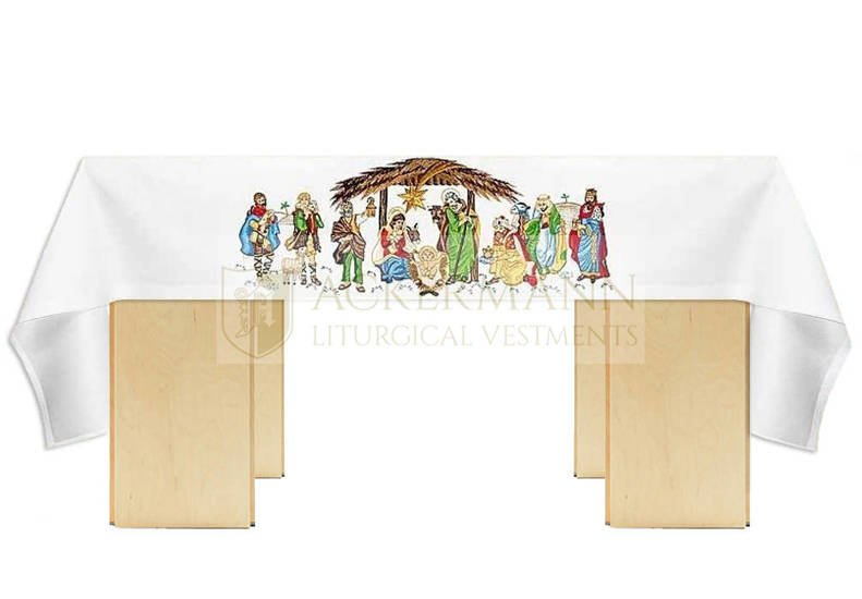 Altar cloth Betlejem