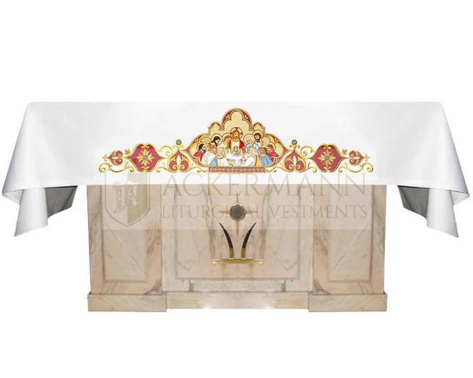 Altar cloth The Last Supper