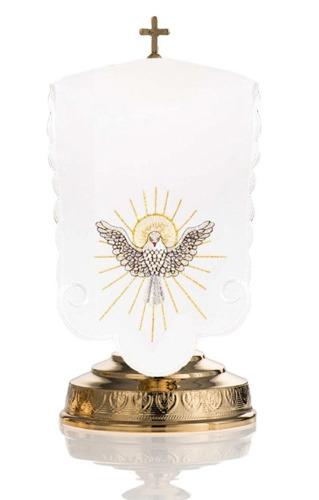 Ciborium veil Holy Spirit