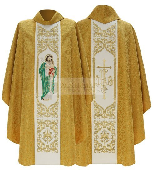 Gothic Chasuble Saint Joseph model 470