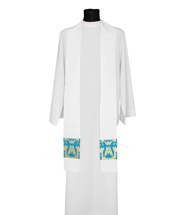 Marian Gothic Stole