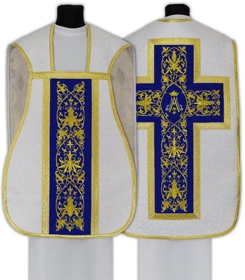 Marian Roman Chasuble