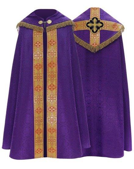 Purple Gothic Cope model 114