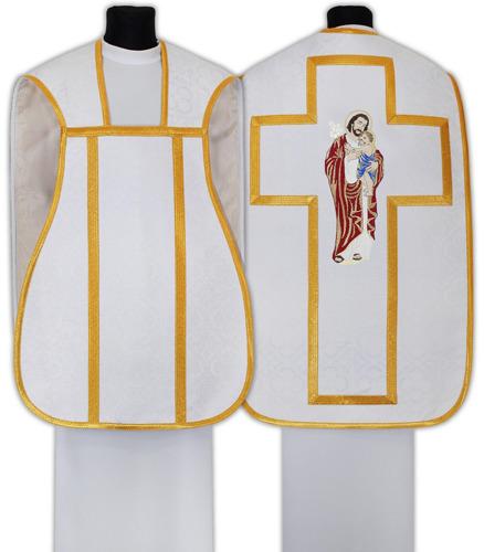 Roman Chasuble Saint Joseph husband of Mary